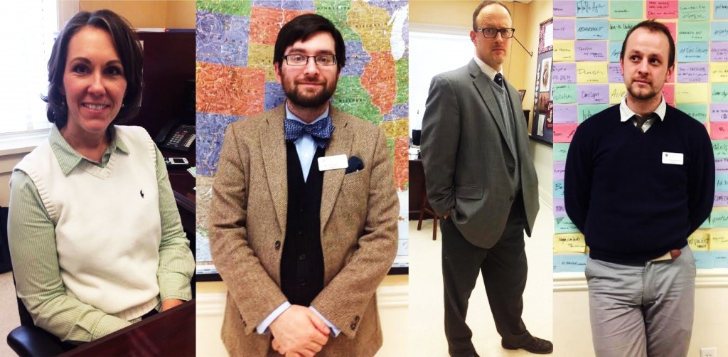 Providence Academy Word | PA Teachers Have a Dress Code Too, You Know